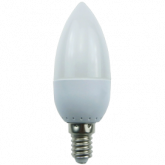 Ecola Light candle LED Eco 3,0W 220V E14 4000K свеча 103x37