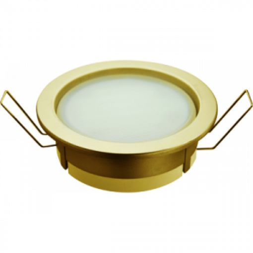 Ультратонкий встраиваемый светильник GX53 PD