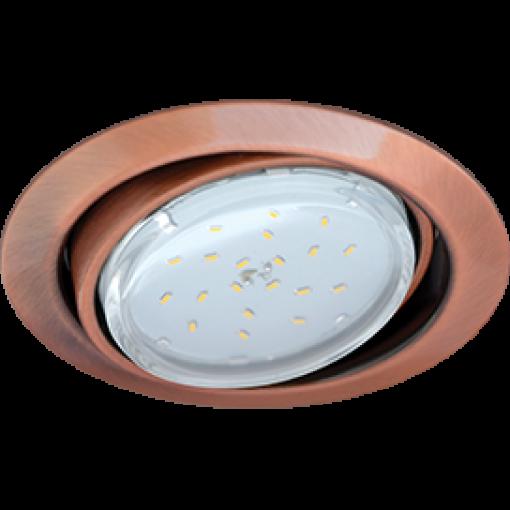 Встраиваемый светильник GX53 FT9073