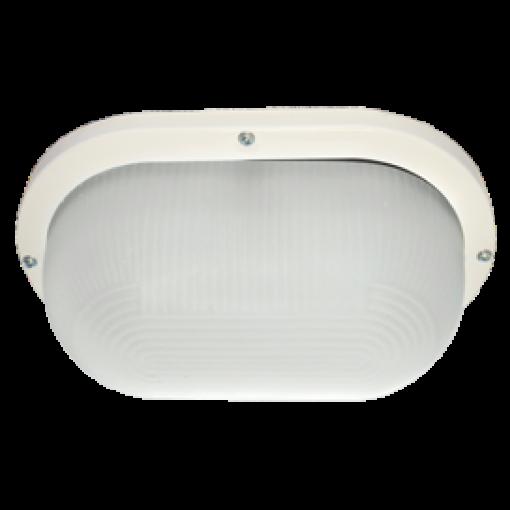 Накладной светильник Ecola-light GX53IP6S и IP20 (овал матовое стекло)