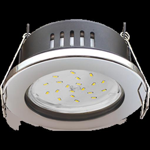 Защищенный встраиваемый светильник GX53 IP65