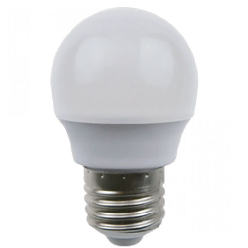 Ecola Light Globe LED Eco 3,0W G45 220V E27 4000K шар 75x45