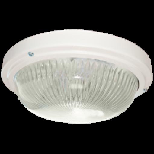 Накладной светильник Ecola-light GX53IP6S и IP20 (круг прозрачное стекло)