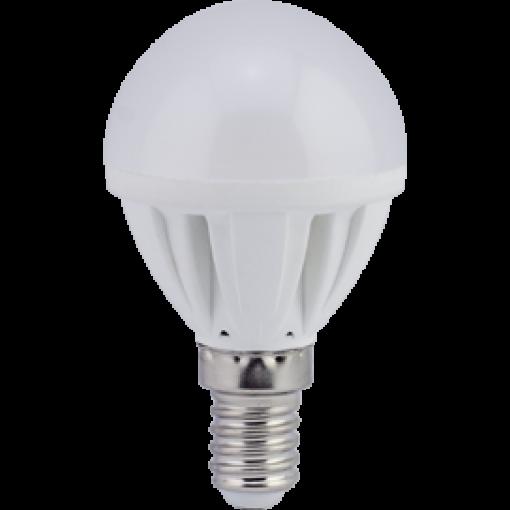 Ecola Light Globe LED 4,0W G45 220V E14 2700K шар 77x45