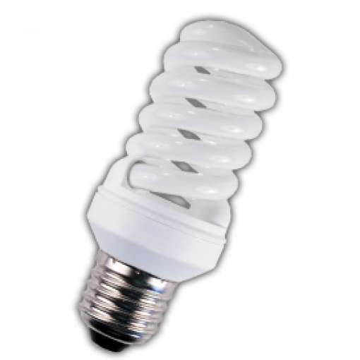 Ecola Light Spiral 15W 220V E27 4100K 104x42