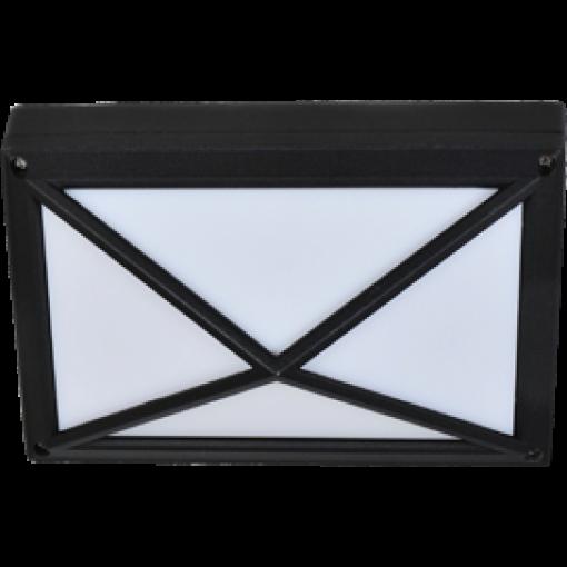 Влагозащищенный светильник GX53 IPGS B4157S Прямоугольник с решеткой (New)