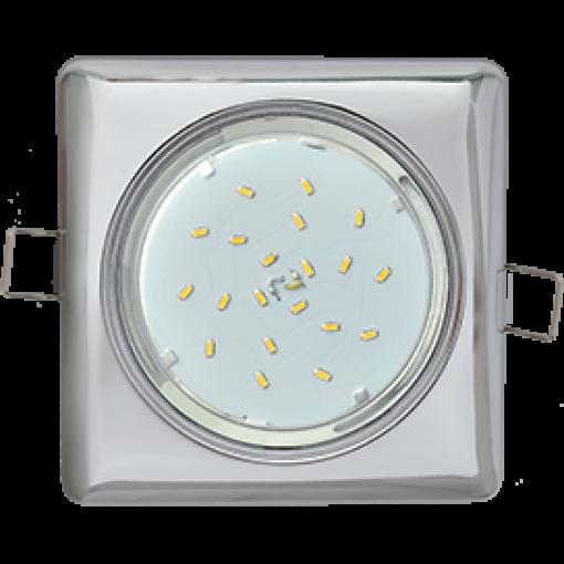 Встраиваемый светильник GX53 Н4 (square)