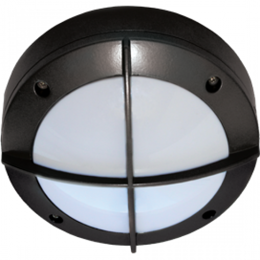 Влагозащищенный светильники B4143S Круг с решеткой