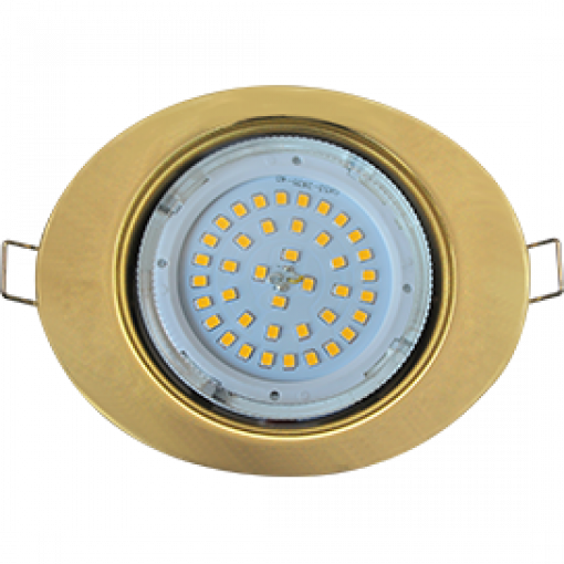 Встраиваемый светильник GX53 FT3238 (ЭЛЛИПС)