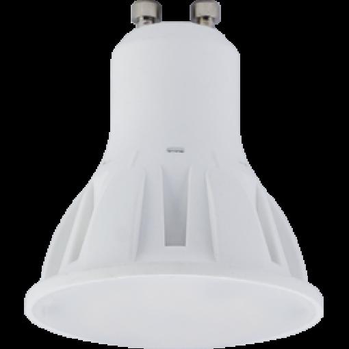 Ecola Light Reflector GU10 LED 4,0W 220V GU10 2800K матовое стекло 58х50
