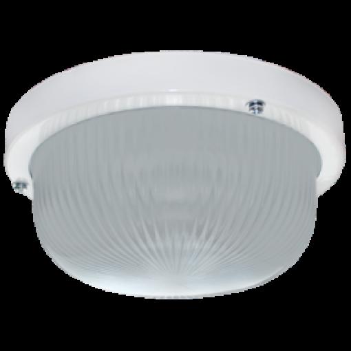 Накладной светильник Ecola-light GX53IP6S и IP20 (круг матовое стекло)