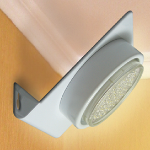 Настенный угловой светильник GX53-N82