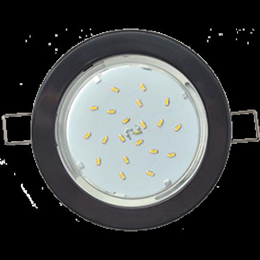 Ультратонкий встраиваемый светильник GX53 DGX5315
