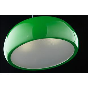 Подвесной светильник 50007/3 зеленый