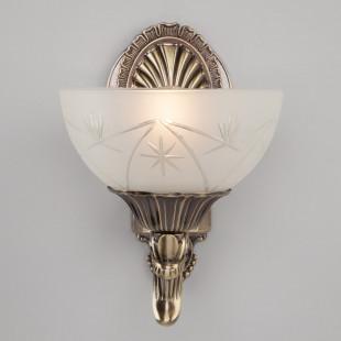 Бра 60006/1 античная бронза
