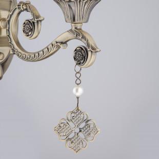 Бра 60042/1 античная бронза