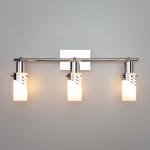 Настенный светильник 20003/3 хром