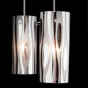 Подвесной светильник 1575/2 хром