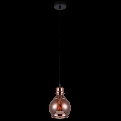 Подвесной светильник 50025/1 медь