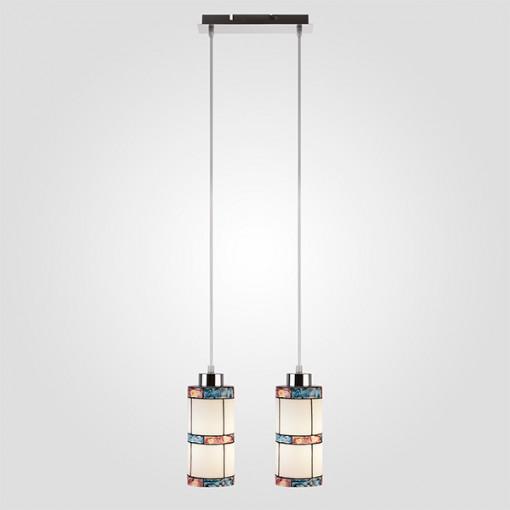 Подвесной светильник 50043/2 хром