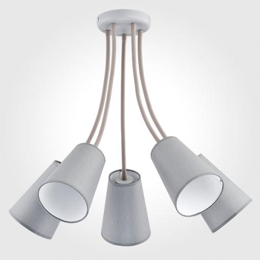 Светильник потолочный 2101 Wire Gray