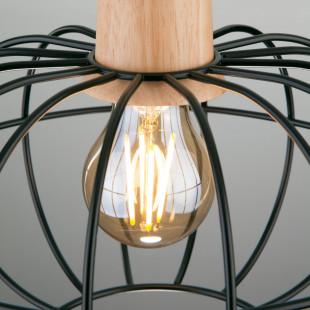 Подвесной светильник 50076/1 светлое дерево