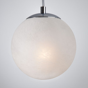Подвесной светильник в стиле лофт 70069/1 хром/черный