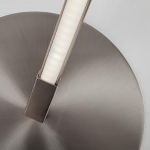 Светодиодный торшер 80403/1 сатин-никель