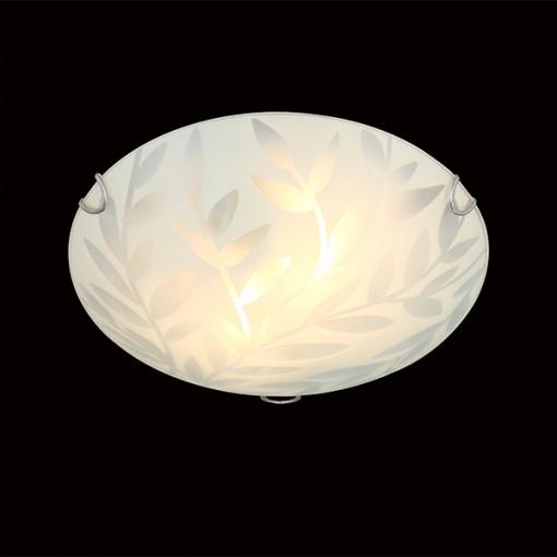 Настенно-потолочный светильник 40065/2 хром