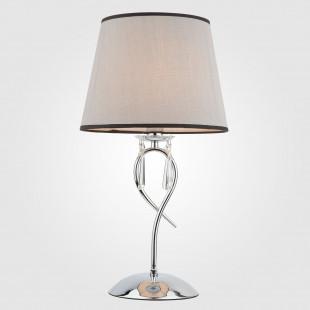 Настольная лампа 01007/1 хром