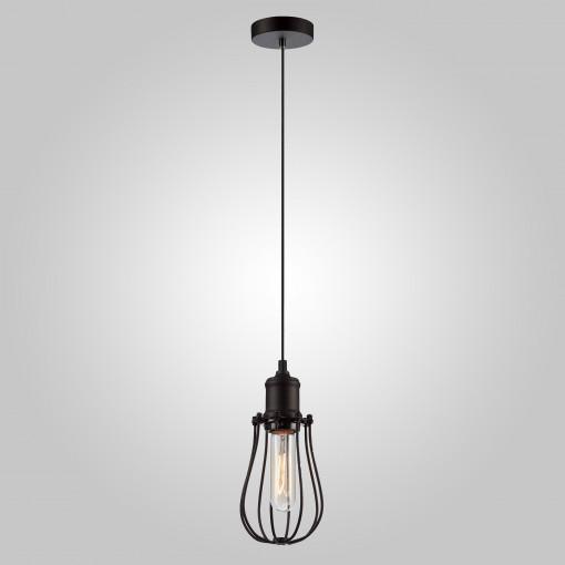 Подвесной светильник в стиле лофт 50064/1 черный