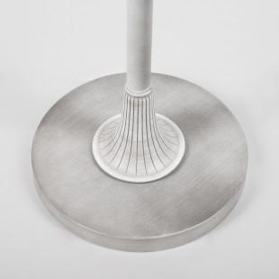 Торшер классический с абажуром 01027/1 серый
