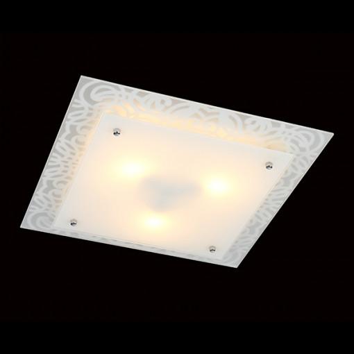 Настенно-потолочный светильник 40068/3 хром