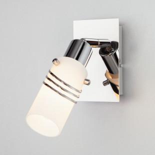 Настенный светильник 20003/1 хром