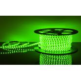 Светодиодная лента LSTR003 220V 14,4W IP65 зеленый