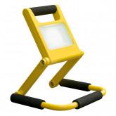 Аккумуляторный светодиодный прожектор 007 FL LED 10W 6500K IP54 Mobi