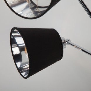 Потолочная люстра в стиле лофт 70063/8 хром