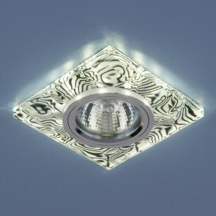 Точечный светильник светодиодный 8361 MR16 WH/BK белый/черный