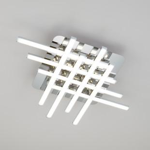 Светодиодный потолочный светильник 90020/8 хром
