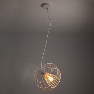 Подвесной светильник в стиле лофт 50061/1 белый