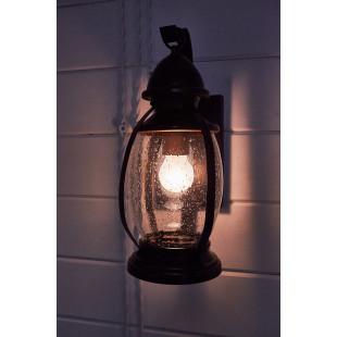 Antares D черное золото уличный настенный светильник GLXT-1474D