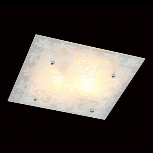 Настенно-потолочный светильник 40069/2 хром
