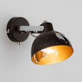 Настенный светильник с поворотными плафонами 20069/1 черный