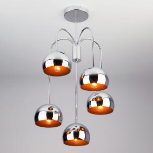 Подвесной светильник в стиле Лофт 70067/5 хром