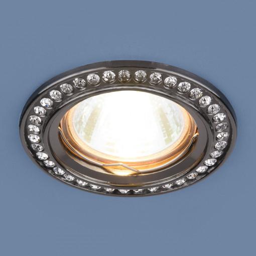 Точечный светильник 8332 MR16 GU/CLчерный/прозрачный