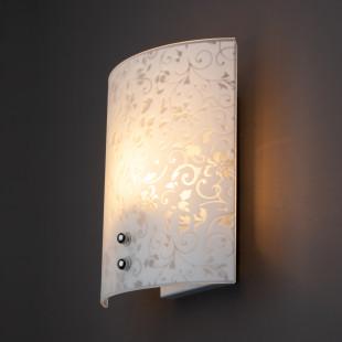 Настенный светильник 2761/1 хром