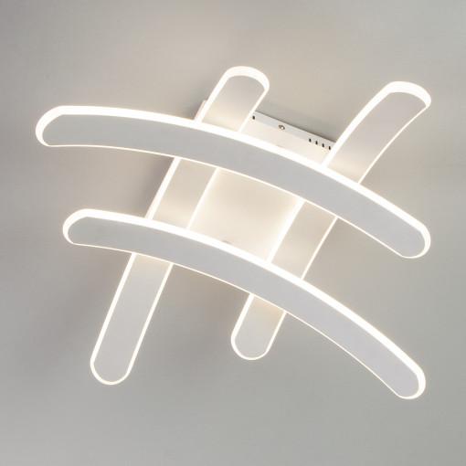 Светодиодный потолочный светильник 90085/4 белый