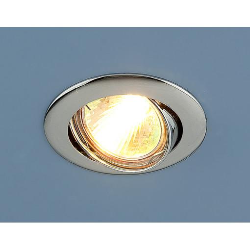Точечный светильник 104S MR16 CH хром