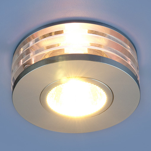 Точечный светильник из алюминия 5005 MR16 CH хром