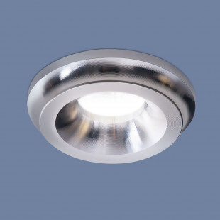 Встраиваемый точечный светодиодный светильник DSHB48 3W 4200K хром